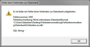Installation - Fehler_beim_Verbinden_zur_Datenbank